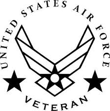 Us Air Force United States Veteran Vinyl Decal Sticker Ebay