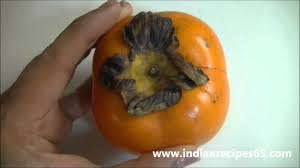 fuyu persimmon nutritional facts and