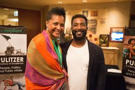 Dorothy Bland and Wesley Morris standing together] - UNT Digital Library