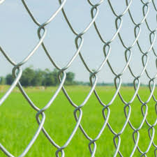 Irish Chain Link Fence Wire 5ft X 25mtr