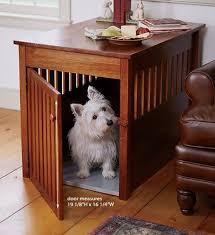 25 Cool Indoor Dog Houses Homemydesign