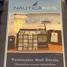 Nautica Wall Art Zachary By Removable Wall Decals Poshmark