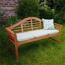 greenfingers lutyens 3 seater bench
