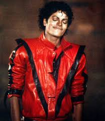 micheal jackson thriller leather jacket
