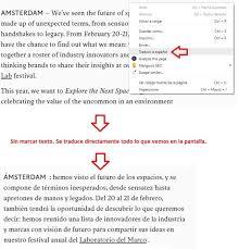 google traductor 8 consejos para