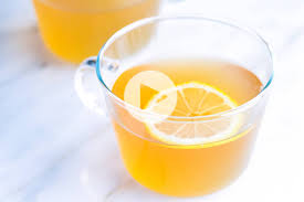easy hot toddy recipe with honey and lemon