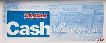 400 costco cash card gift card no