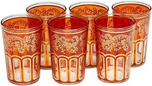 essence of morocco orange moroccan tea