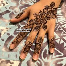 Gorgeous Rose Mehndi Design 2019 Latest Images