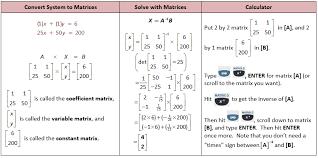 matrix solver