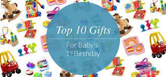 baby s 1st birthday gift guide evite