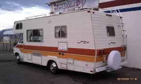 1977 dodge lindy cl c motorhome