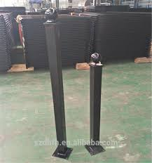 Round Corner Used Steel Metal Fence Posts With Factory Iso9001 Buy Farm Fence Metal Posts Stainless Steel Fence Post Galvanized Steel Fence Posts Product On Alibaba Com