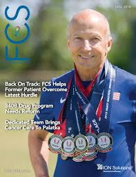 Florida Cancer Specialists Fall 2018 Magazine by Florida Cancer Specialists  - issuu