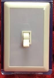 led night light wall light switch 4 5