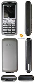 Review GSM phone Philips 162