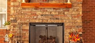 how to replace a fireplace mantel
