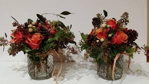 Thanksgiving centerpiece — Brush Hill Garden Guru