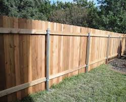 Shadow Box Your Residential Fence Posts All Aspects Fencing