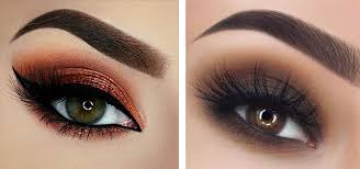 10 autumn eye makeup looks ideas for
