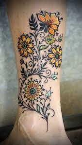 66 Pomyslow Na Tatuaz Nog