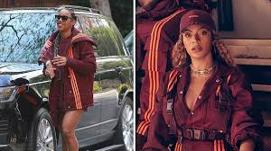 Kelly Rowland Proudly Sports Beyonce's New Adidas x Ivy Park Gear – Ocean  Pop
