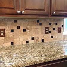 glass mosaic kitchen backsplash tile
