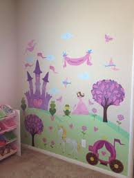 Princess Wall Stickers Complete The Perfect Playroom