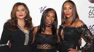Vanessa Bell Calloway Celebrated 60 With Help From Her Famous Friends |  MadameNoire