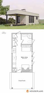 27 adorable free tiny house floor plans