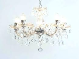 shades chandelier navy lamp shade