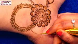 mehndi ke design for leg