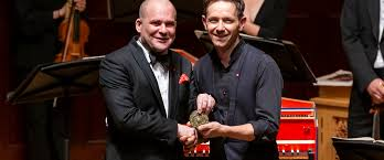 Iestyn Davies awarded Wigmore Medal at 40th birthday concert