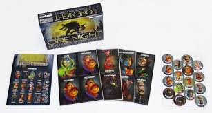 one night ultimate werewolf by psi