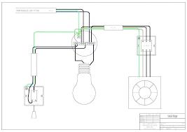 bathroom vent wiring single phase