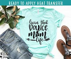 Iron On Transfer Or Sticker Decal S17 B Livin That Band Mom Life Stickers By Stephanie