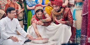 traditional indian wedding games