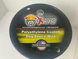 Extreme Dog Fence Fence Wire Electronic Dog Fences For Sale Ebay