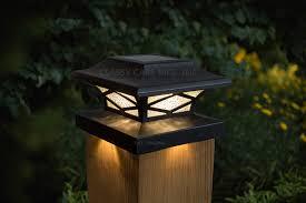 Classy Cap Solar Lighting