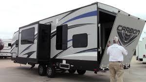 2016 keystone carbon 31 travel trailer