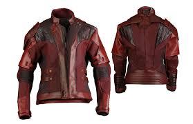 galaxy vol 2 star lord jacket
