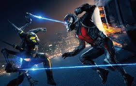 ant man and the wasp poster wallpaper