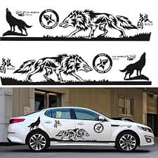 Black Car Decal Vinyl Graphics Two Side Stickers Body Decals Generic Sticker Truck Decals Buy At A Low Prices On Joom E Commerce Platform