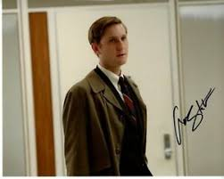 AARON STATON Signed Autographed MAD MEN KEN COSGROVE Photo | eBay