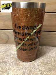 Basketball Tumbler Bling Tumbler Made To Order Personalized Decal Jamies Decals