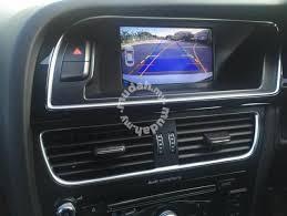 audi a4 a5 a6 a7 a8 install rear camera
