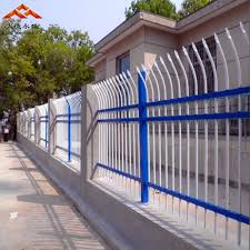 China For Residential Comercial Area Garden Swing Pool Using Hot Dipped Galvanized Steel Fence China Hot Dipped Galvanized Steel Fence Galvanized Fence