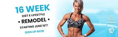 16 week t lifestyle remodel biolayne