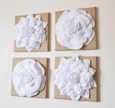 3d flower wall art wall decoration
