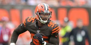 Cleveland Browns' Myles Garrett signs 5-year extension